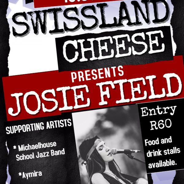 Josie Field at Swissland Cheese