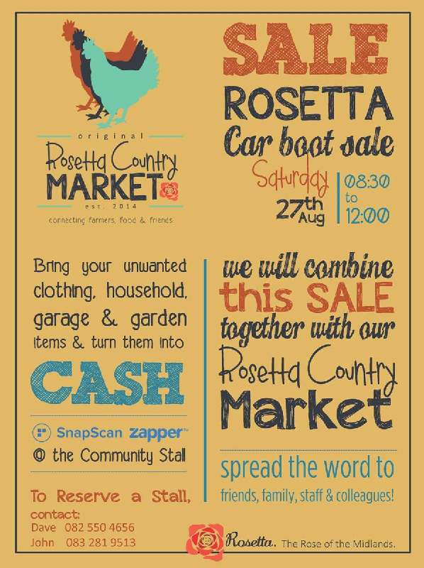 Rosetta Country Market