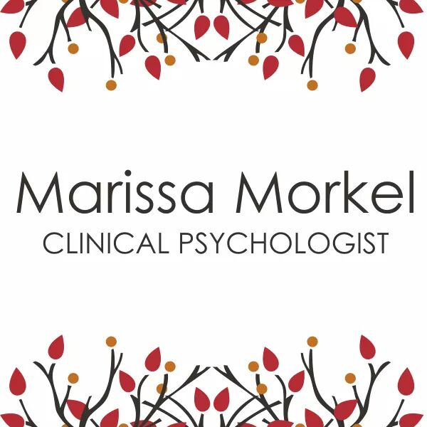 Marissa Morkel Clinical Psychologist