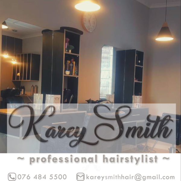 Karey Smith Professional Hairstylist